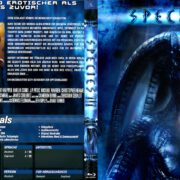 Species 3 (2004) R2 German Blu-Ray Cover