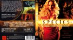 Species 4: The Awakening (2007) R2 German Blu-Ray Cover