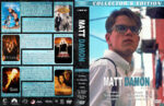 Matt Damon Collection – Set 1 (1993-2000) R1 Custom Covers