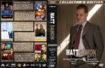 Matt Damon Collection – Set 2 (2000-2006) R1 Custom Covers