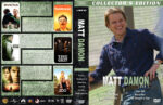 Matt Damon Collection – Set 3 (2009-2011) R1 Custom Covers