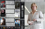 Matt Damon Collection – Set 4 (2011-2013) R1 Custom Covers