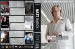 Matt Damon Collection – Set 4 (2011-2013) R1 Custom Covers