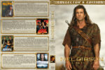 Mel Gibson – Set 1 (1981-1995) R1 Custom Cover