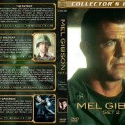 Mel Gibson - Set 2 (2000-2009) R1 Custom Cover