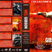 Mel Gibson Collection – Set 5 (2006-2014) R1 Custom Covers
