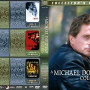 A Michael Douglas Collection (6) (1989-2000) R1 Custom Covers