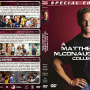 A Matthew McConaughey Collection (3) (2003-2011) R1 Custom Cover