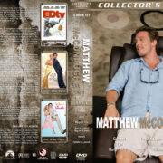 Matthew McConaughey Collection – Set 1 (1997-2006) R1 Custom Covers