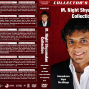 M. Night Shyamalan Collection (6) (2000-2010) R1 Custom Covers