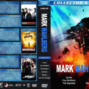 Mark Wahlberg Collection - Set 3 (2004-2007) R1 Custom Covers