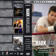 Mark Wahlberg Collection – Set 4 (2008-2010) R1 Custom Covers
