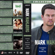Mark Wahlberg Collection - Set 5 (2012-2013) R1 Custom Covers