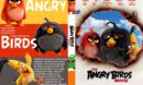 The Angry Birds Movie (2016) R0 CUSTOM Cover & Label