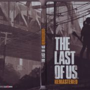 The Last of Us Remastered Steelbook (2014) PS4 German Cover