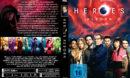Heroes Reborn (2015) R0 German Custom Cover & Labels