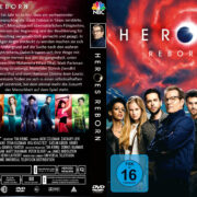 Heroes Reborn (2015) R0 German Custom Cover & Labels