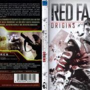 Red Faction: Origins (2011) R2 German Blu-Ray Custom Cover & label