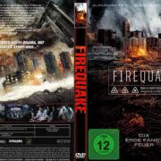 Firequake (2014) R2 German Custom Cover & label