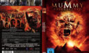 The Mummy Resurrected (2014) R2 German Custom Cover & label