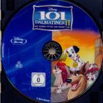 101 Dalmatiner – Teil 2: Auf kleinen Pfoten zum großen Star! (2003) R2 German Blu-Ray Label
