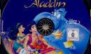 Aladdin (1992) R2 German Blu-Ray Label