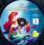 Arielle, die Meerjungfrau (1989) R2 German Blu-Ray Label