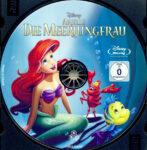 Arielle, die Meerjungfrau (1989) R2 German Blu-Ray Label