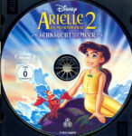 Arielle, die Meerjungfrau 2 – Sehnsucht nach dem Meer (2000) R2 German Blu-Ray Label