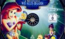 Arielle, die Meerjungfrau - Wie alles begann (2008) R2 German Blu-Ray Label