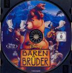 Bärenbrüder (2003) R2 German Blu-Ray Label