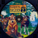 Bärenbrüder 2 (2006) R2 German Blu-Ray Label