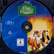Cap und Capper (1981) R2 German Blu-Ray Label