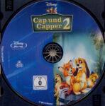 Cap und Capper 2 (2006) R2 German Blu-Ray Label