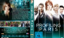 Profiling Paris: Staffel 1 (2009) R2 German Custom Cover