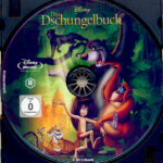Das Dschungelbuch (1967) R2 German Blu-Ray Label