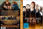 Profiling Paris: Staffel 2 (2010) R2 German Custom Cover