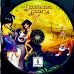Das Dschungelbuch 2 (2003) R2 German Blu-Ray Label
