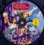 Der Glöckner von Notre Dame (1996) R2 German Blu-Ray Label