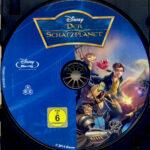 Der Schatzplanet (2002) R2 German Blu-Ray Label