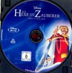 Die Hexe und der Zauberer (1963) R2 German Blu-Ray Label