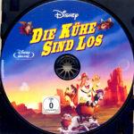 Die Kühe sind los! (2004) R2 German Blu-Ray Label