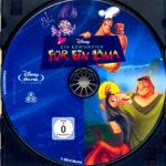 Ein Königreich für ein Lama (2000) R2 German Blu-Ray Label