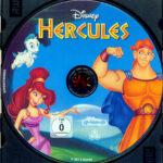 Hercules (1997) R2 German Blu-Ray Label