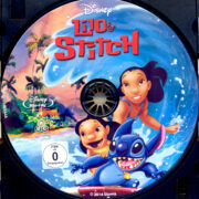 Lilo & Stitch (2002) R2 German Blu-Ray Label
