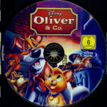 Oliver & Co. (1988) R2 German Blu-Ray Label