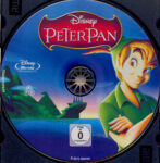 Peter Pan (1953) R2 German Blu-Ray Label