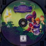 Peter Pan 2: Neue Abenteuer in Nimmerland (2002) R2 German Blu-Ray Label