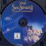 Susi und Strolch 2: Kleine Strolche – Großes Abenteuer! (2001) R2 German Blu-Ray Label