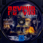 Psycho Legacy (2010) R2 German Blu-Ray Label